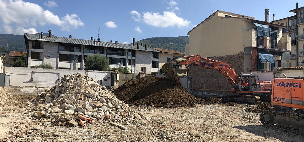 scavi gli oleandri cielo immobiliare