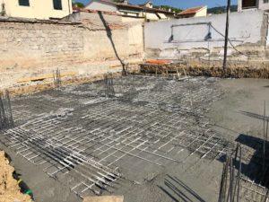 fondamenta edificio nord gli oleandri